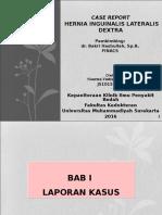 Ppt Case Hil d Dr Bakri