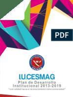 Plan de Desarrollo de la IU CESMAG