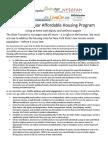 NYS Senior Affordable Housing Program FINAL