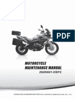 Cyclone RX3 Owners Manual