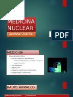 Medicina Nuclear y Gammagrafia