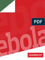 Informativo Vírus Ebola