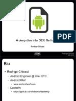 A Deep Dive Into Dex File Format--chiossi