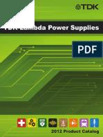 TDK Power Supplies_2012