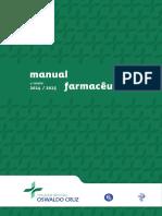 Manual Farmacêutico _ Hospital Osvaldo Cruz