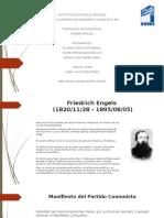 Carlos Marx y Engels