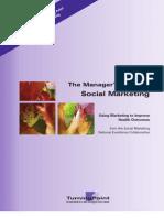 Pendidikan Kesihatan (Teori Social Marketing)