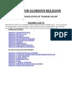 Islam Our Glorious Religion Volume 2