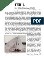 Chapter 1 History of Cruising Sailboats