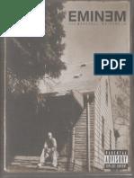 2000. Eminem - The Marshall Mathers LP