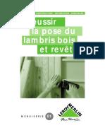 La pose du lambris bois et revêtus.pdf