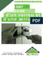 La pose d'un verrou et d'une serrure.pdf