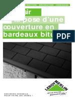 La pose d'une couverture en bardeaux bitumés.pdf