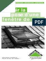 La pose d'une fenêtre de toît.pdf