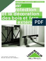 La protection et la décoration desbois et fers extérieurs.pdf