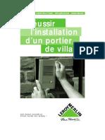 L'installation d'un portie de villa.pdf