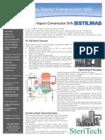 Stilmas Vapour Compression Stills