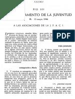 Pio XII - 12 V 1946