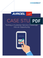 Aircel Case Study