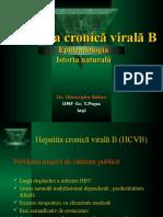 2013-2014 Hepatita Cronica Virala Balan