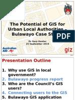 2014-09-25 WASH Seminar GIS Presentation