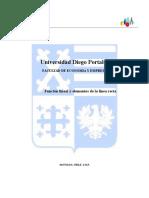 Función Lineal y Linea Recta.doc