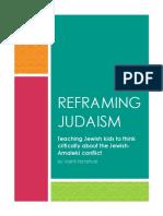Reframing Judaism