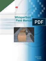TR 0008 1 Whispersort FieldManual 1of3 Oct2007