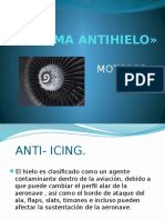 Sistema Antihielo