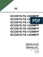 FS-1020MFP-1025MFP-1120MFP-1125MFP-1220MFP-1320MFP-1325MFP-Service manual-UK