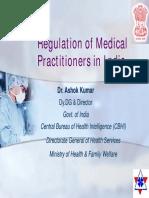 Ashok Regulation