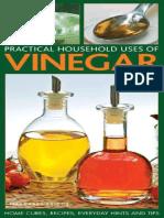 Practical Household Uses of Vinegar Margaret Briggs