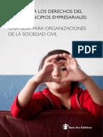 Guia Sociedad Civil CRBP Español