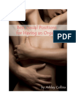 Best Sexual Positions for Having an Orgasm