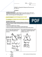g8m7l12- applications of the pythagorean theorem