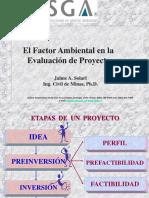 3 El Factor Ambiental en Los Proyectos - Jaime Solari