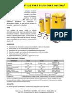 CP Hornos Portatiles Para Soldadura R1