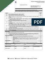 Acta de Consignacion Exterior Cuenta de Ahorro - Notilogía