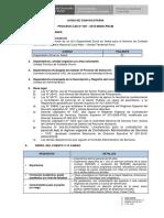 CAS N° 007-2016-PNCM