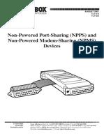 TL111-112A 8-01 Manual