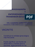 Cervicovaginitis y ETS