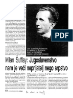Milan Šufflay