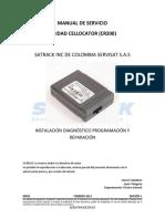 Manual de Servicio Cr200.