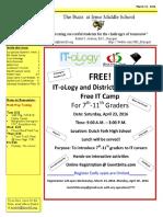 Newsletter 3-21-16 r2