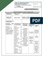 GFPI-f-019 Guia de Aprendizaje Ejecución - Cadena de Frío