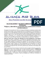 130916 Dossier Prospecciones Baleares