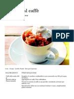 Ricetta Granita Al Caffè - La Cucina Italiana_ Ricette, News, Chef, Storie in Cucina
