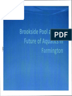 Brookside Pool Presentation