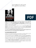 Juan Carlos I y El 23-F