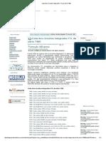 Lista Dos Circuitos Integrados TTL Da Série 7400